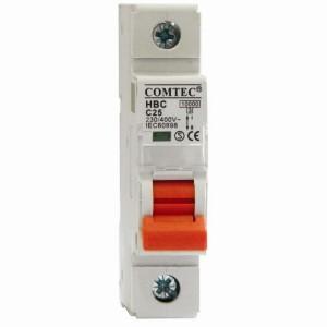 Intrerupator automat monopolar HBC 10kA MCB