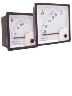 Ampermetre analogice
