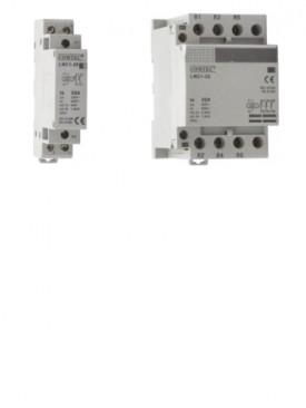 Contactoare modulare 20-63A cu montare pe sina DIN