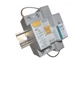 Dispozitive de protectie la supratensiune OVP 1-2