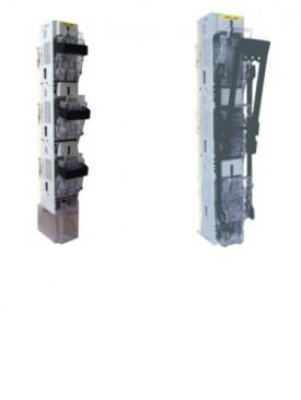 Separatoare verticale tripolare tip rigla