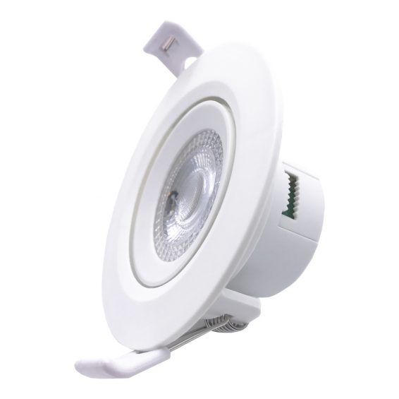 MF0011-02150 SPOT LED SMD RAMA ROTUNDA PC 75mm LUM.RECE 6W