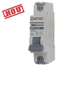 Intrerupatoare automate 6kA UPTEC
